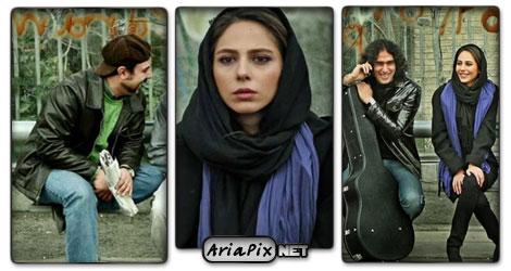 عکسهای جدید بازیگران ایرانی در بین مردم