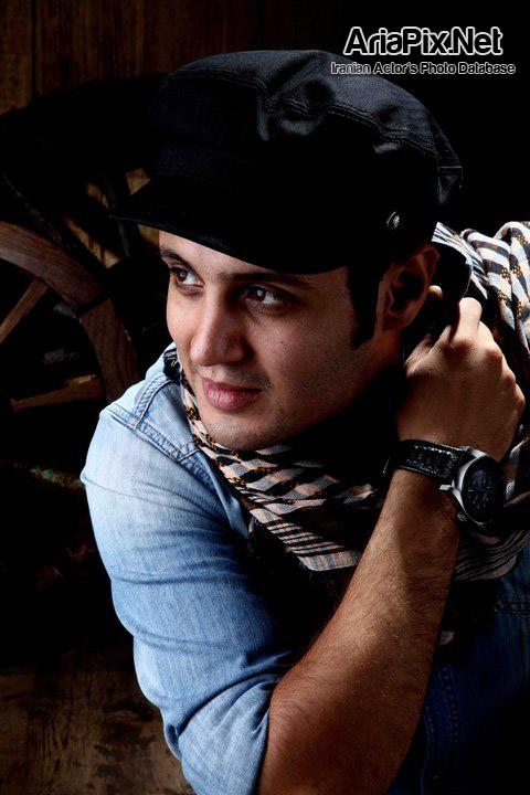 مهران رنجبر بازیگر سریال پنج کیلومتر تا بهشت
