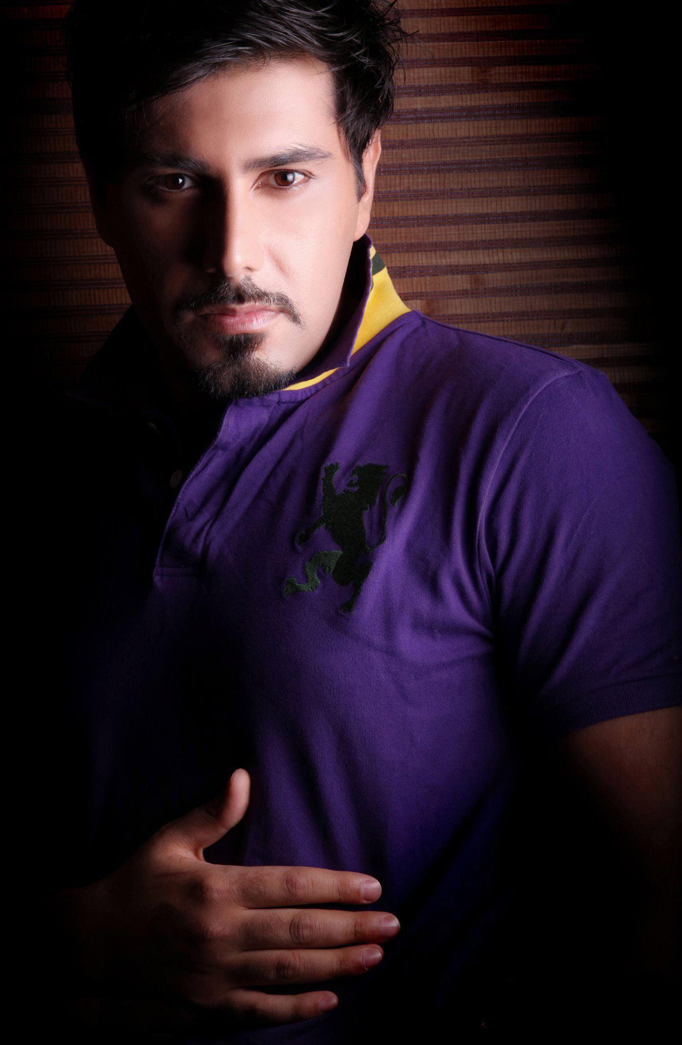 عکس های جدید احسان خواجه امیری تیر 90