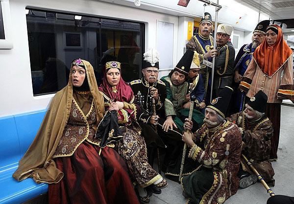 بازیگران قهوه تلخ در مترو,مجموعه 25 قهوه تلخ