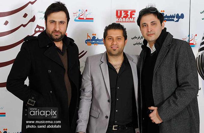 عکس های جدید یادگاری بازیگران و خوانندگان ایرانی