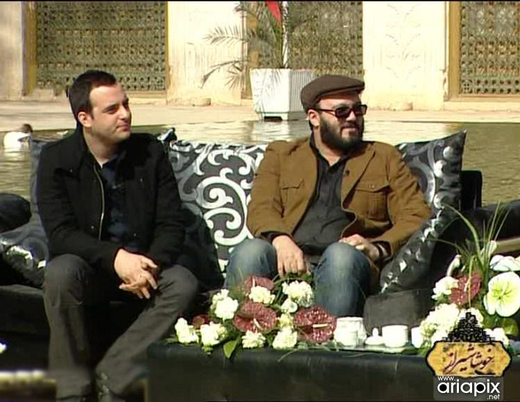 کامبیز دیرباز در برنامه خوشا شیراز