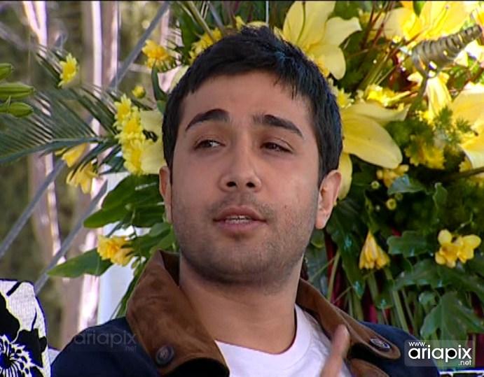 حسین مهری و دانیال عبادی در برنامه زنده رود