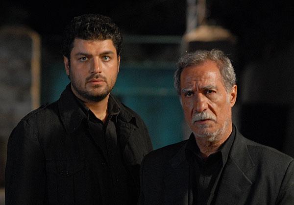 سام درخشانی,سام درخشانی و سیاوش طهمورث در سریال شهر دقیانوس
