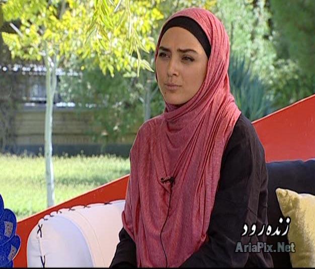 زین العابدین بازیگر نقش فاطمه سریال سقوط یک فرشته
