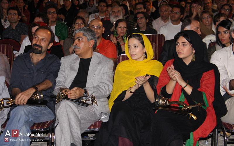 پانزدهمین جشن سینمای ایران شهریور 90