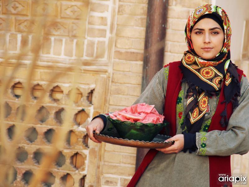 عکسهای هدی زین العابدین بازیگر زن