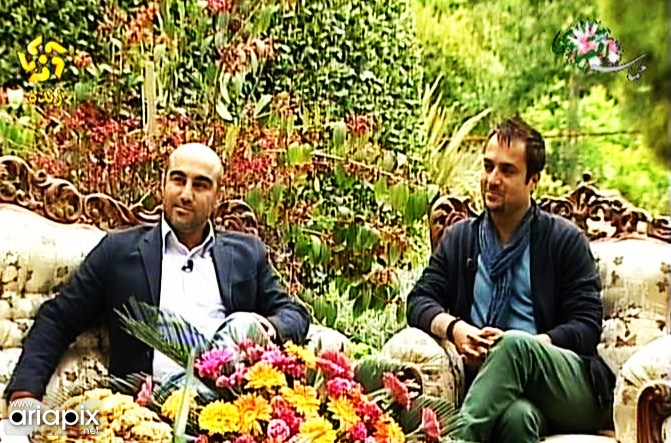 عکسهای محسن تنابنده و احمد مهران فر خوشا شیراز