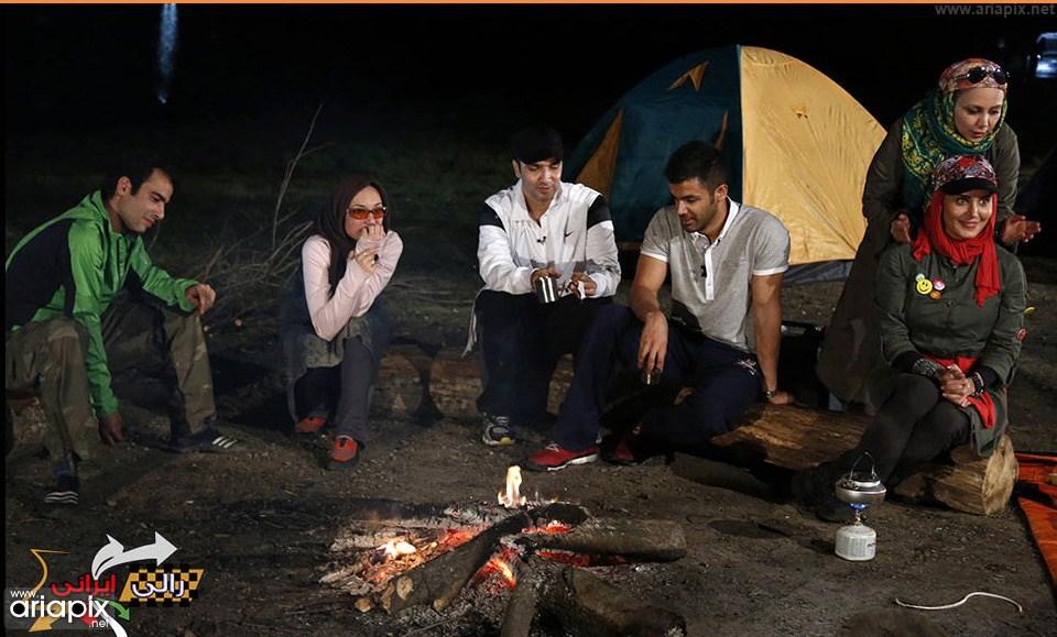 عکسهای جدید از مجموعه رالی ایرانی