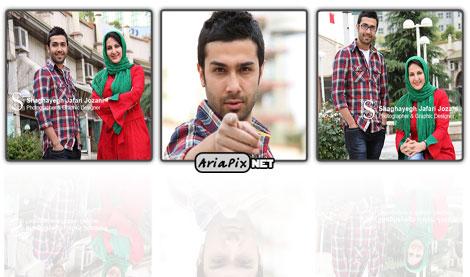 عکسهای جدید فاطمه گودرزی و حسین مهری 92