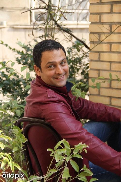 عکسهای حسین یاری بازیگر ایرانی - Hossein Yari