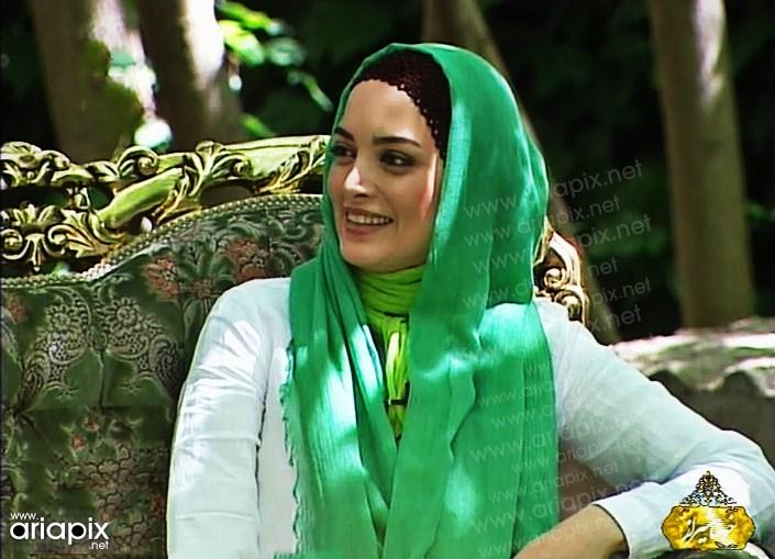 مهدی پاکدل و همسرش بهنوش طباطبایی در سال 92