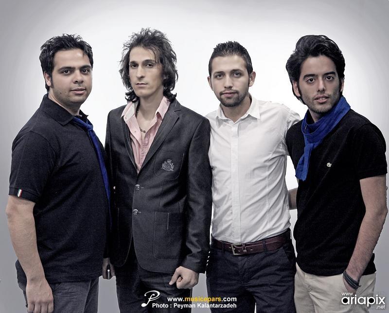 کنسرت شاهین آرین با حضور بازیگران اردیبهشت 92