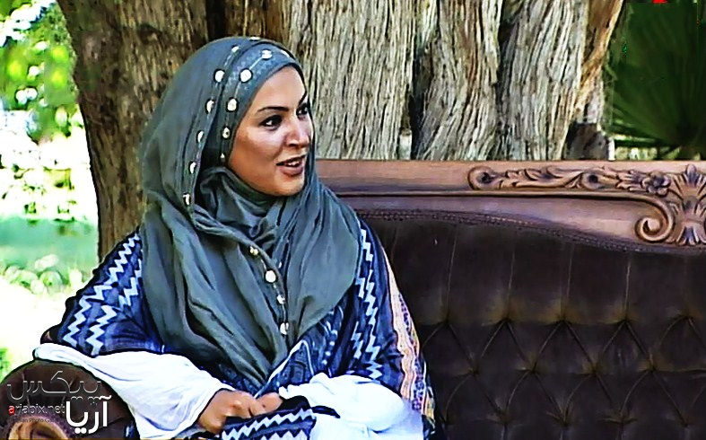 عکسهای دانیال عبادی و زیبا بروفه در خوشا شیراز / خرداد 92