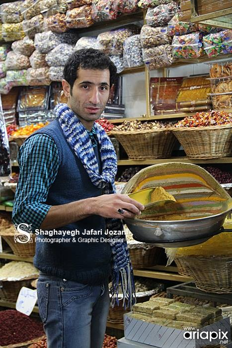 عکسهای جدید ایمان صفا بازیگر ایرانی