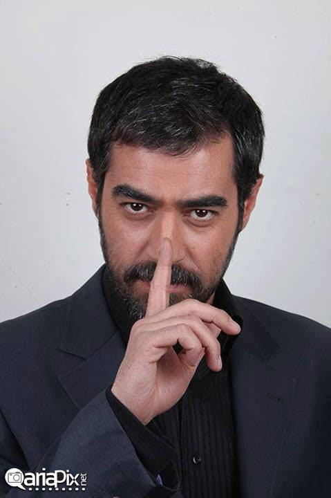 شهاب حسینی,جدیدترین عکس شهاب حسینی مرداد 92,تست گریم شهاب حسینی در فیلم هیس