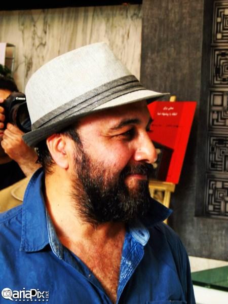 رضا عطاران,جدیدترین عکس از رضا عطاران مرداد 92