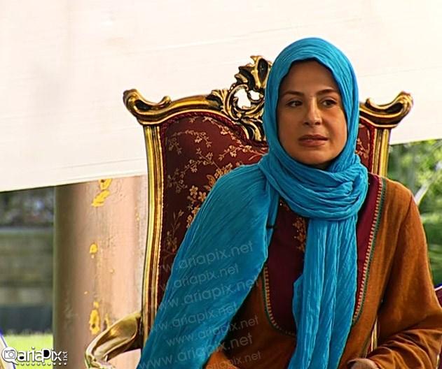 عکسهای سیما تیرانداز بازیگر ایرانی در زنده رود