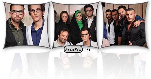 عکسهای کنسرت مرتضی پاشایی با حضور هنرمندان 92