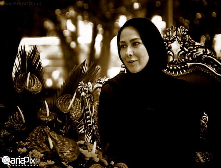 آنا نعمتی عکس جدید از آنا نعمتی