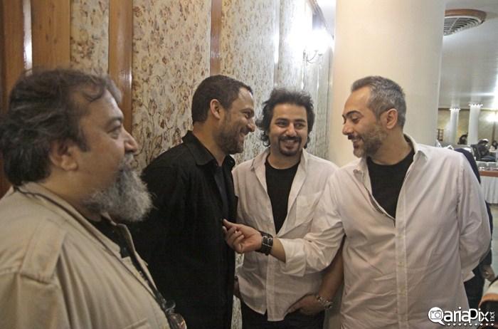 عکسهای جشن روز ملی سینما بازیگران و هنرمندان