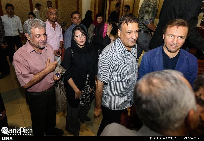 عکسهای جشن روز ملی سینما با حضور بازیگران