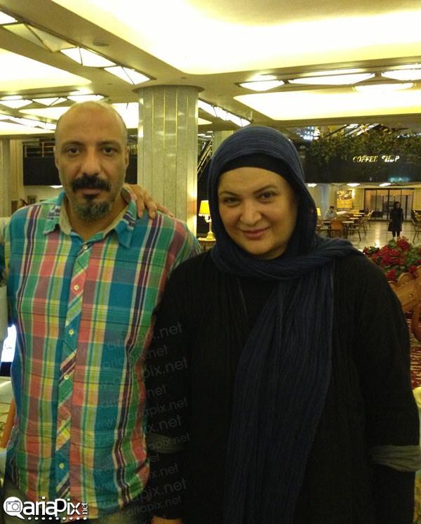 عکسهای امیر جعفری و همسرش ریما رامین فر