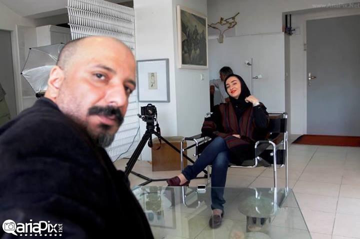 امیر جعفری و هانیه توسلی / عقاید یک آکتور سینما