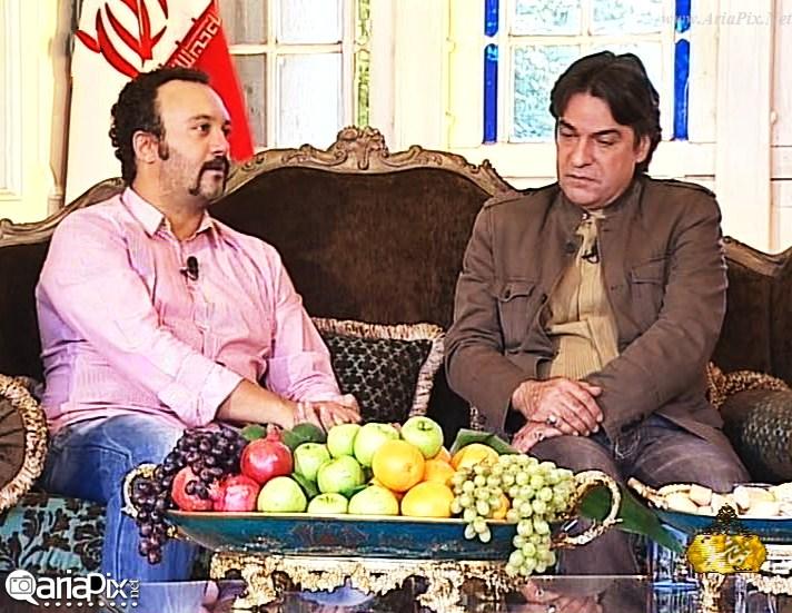مهمانان خوشا شیراز/ بازیگران در برنامه خوشا شیراز 92