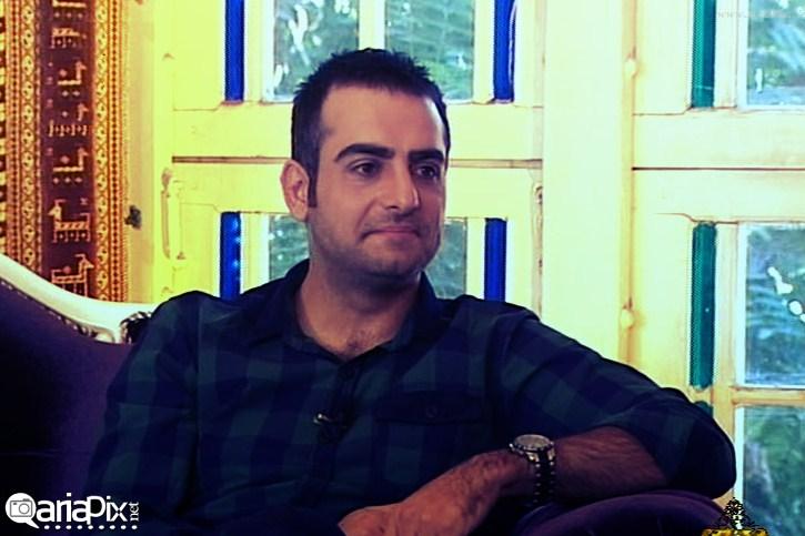 عکس جدید حامد کمیلی و امیر یگانه در برنامه خوشا شیراز