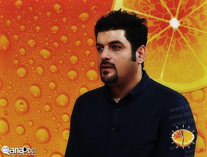 عکسهای  مازیار فلاحی و سام درخشانی در برنامه ویتامین 3 عید قربان