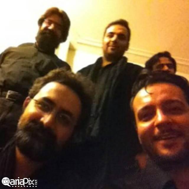 احسان علیخانی و محمد سلوکی مجریان ایرانی / محرم 92