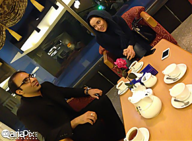 بهاره افشاری بازیگر زن ایرانی