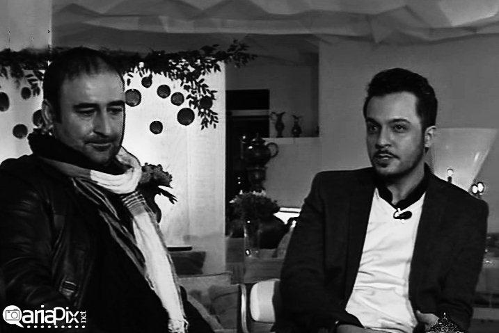 محمد سلوکی و مهران احمدی / برنامه خوشا شیراز / دی 92
