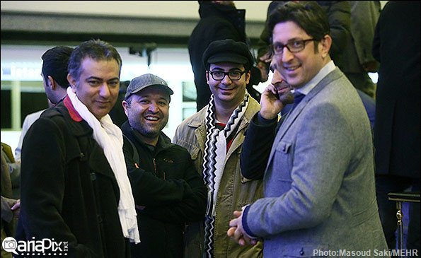 گزارش تصویری اختتامیه جشنواره سومین جام جم 92 با حضور بازیگران هنرمندان