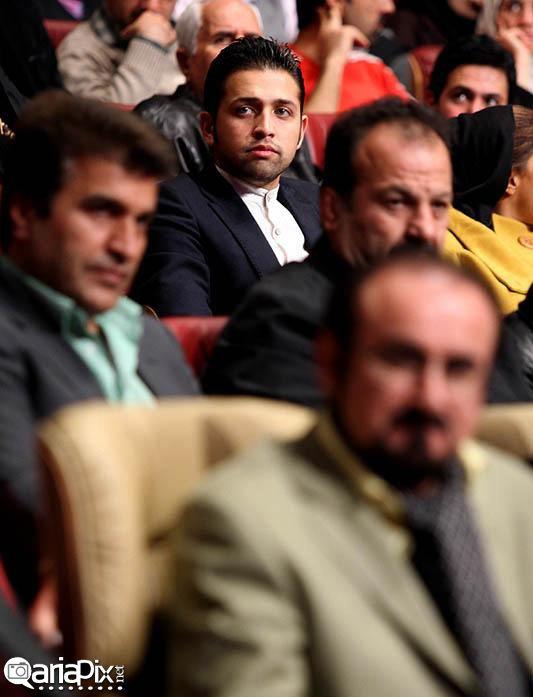 جشن 50 سالگی باشگاه پرسپولیس با حضور بازیگران