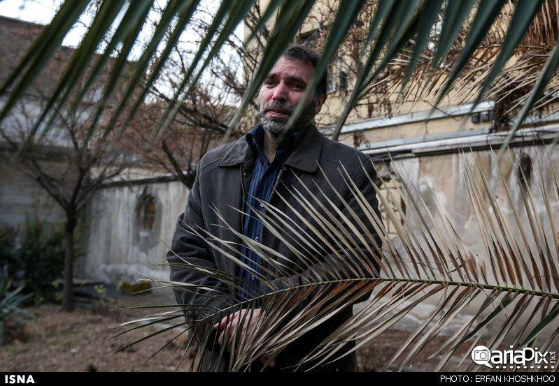 مراسم تشییع 5 کشته شده فیلم معراجی ها