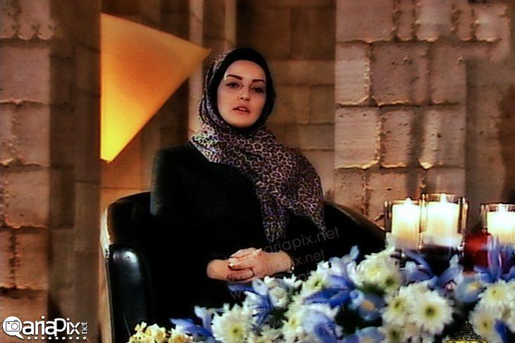نیلوفر پارسا و علی تقوا زاده در برنامه خوشا شیراز