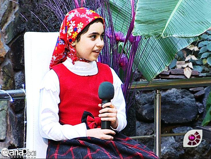 مبینا آتشی بازیگر خردسال,عکس از مبینا آتشی نقش کودکی باران آوای باران