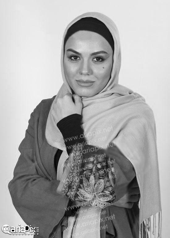 آزاده زازعی بازیگر عکس جدید آزاده زارعی