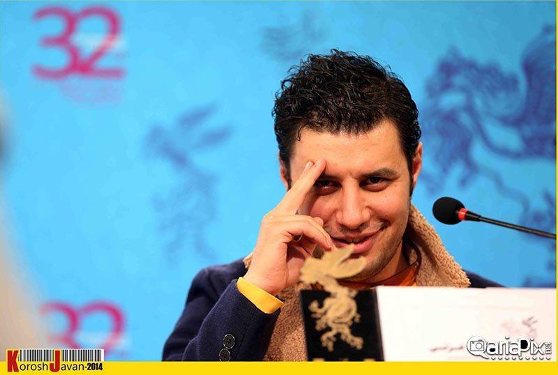 عکسهای بازیگران در جشنواره فیلم فجر 32 / سال 92