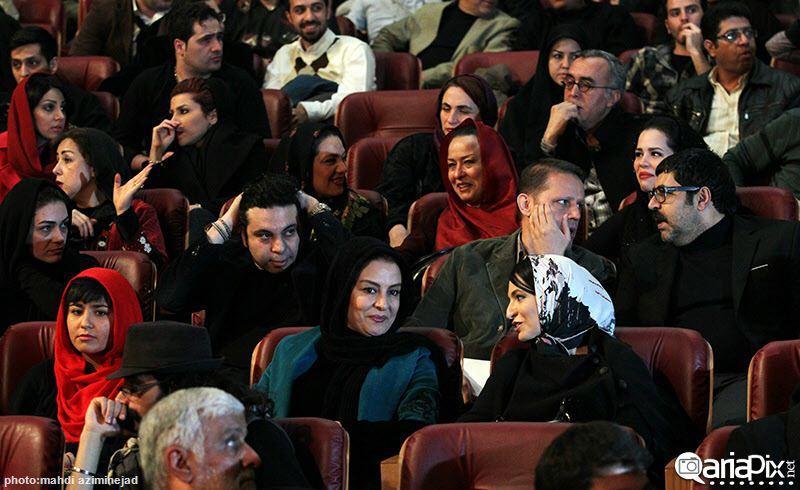 اختتامیه جشنواره فیلم فجر 32 / سال 92