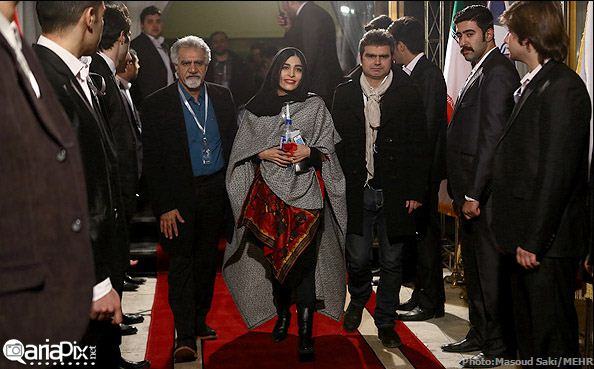 مراسم افتتاحیه جشنواره فیلم فجر 92