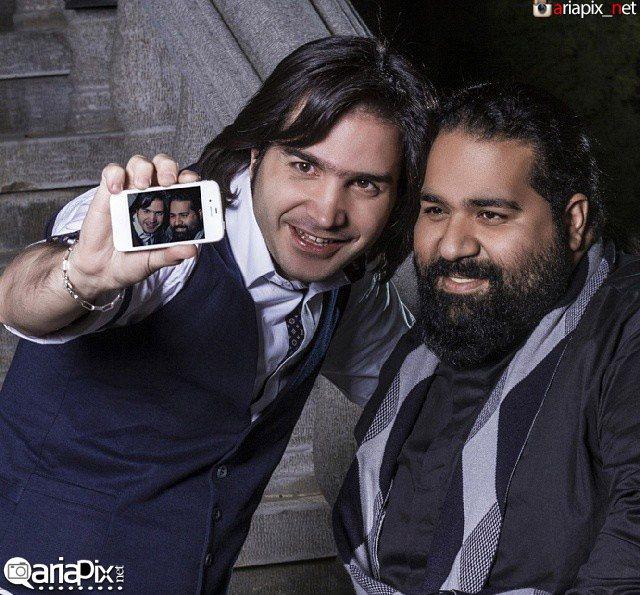 عکس خوانندگان معروف پاپ ایرانی