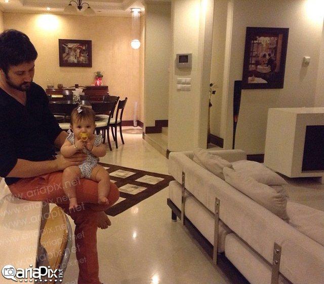 شاهرخ استخری و دخترش + مصاحبه جدید