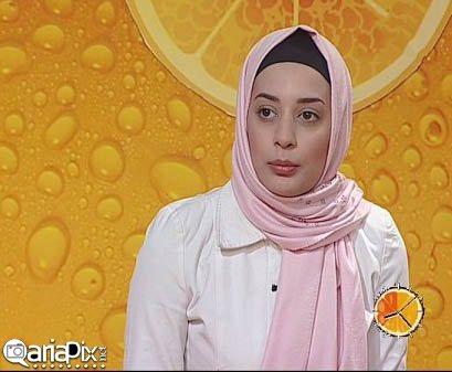 ناهید محمودی در برنامه ویتامین 3 / عکس