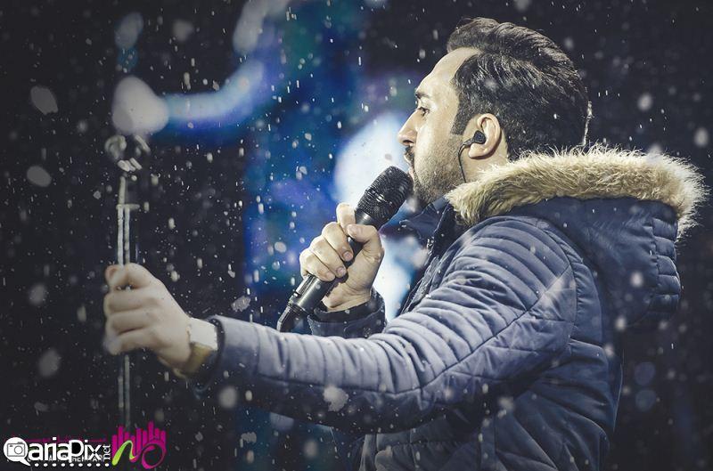 عکس های کنسرت زمستانی مهدی یراحی بهمن 2