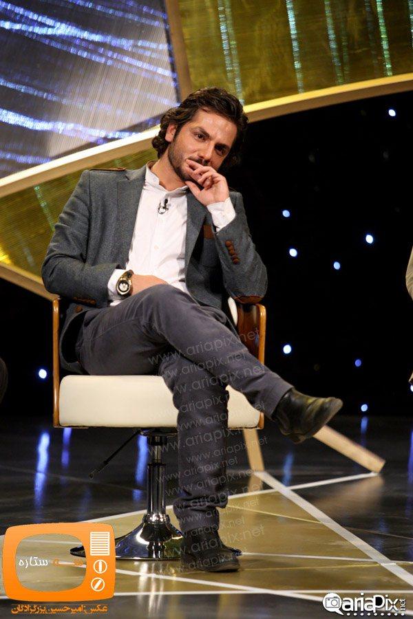 بازیگران مرد ایرانی در برنامه سه ستارهی