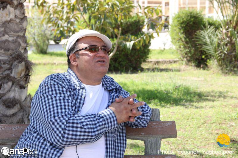 نادر سیلمیانی عکس نادر سلیمانی بازیگر