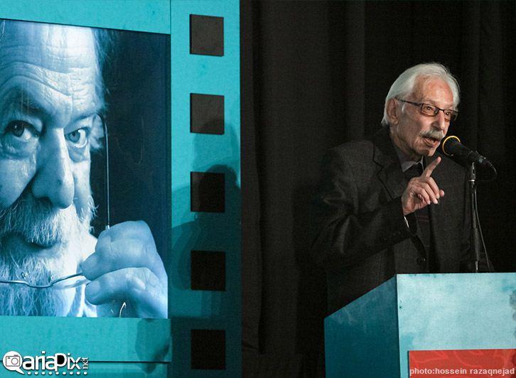 مراسم تجلیل از پنج بازیگر استاد و پیشکسوت ایرانی